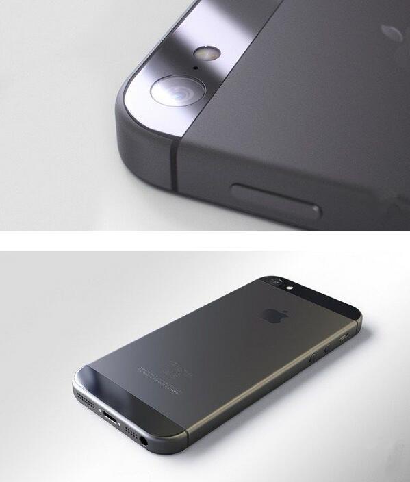 将传闻进行到底:最新iPhone 5se概念设计图