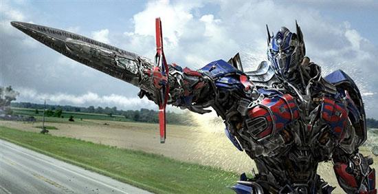 《变形金刚5》今夏开拍 英国成为主场