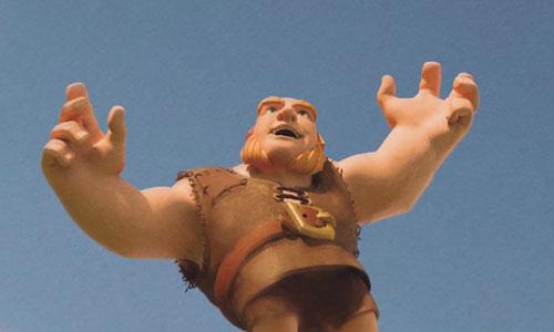 COC最新宣传片 这只胖子学会了飞翔