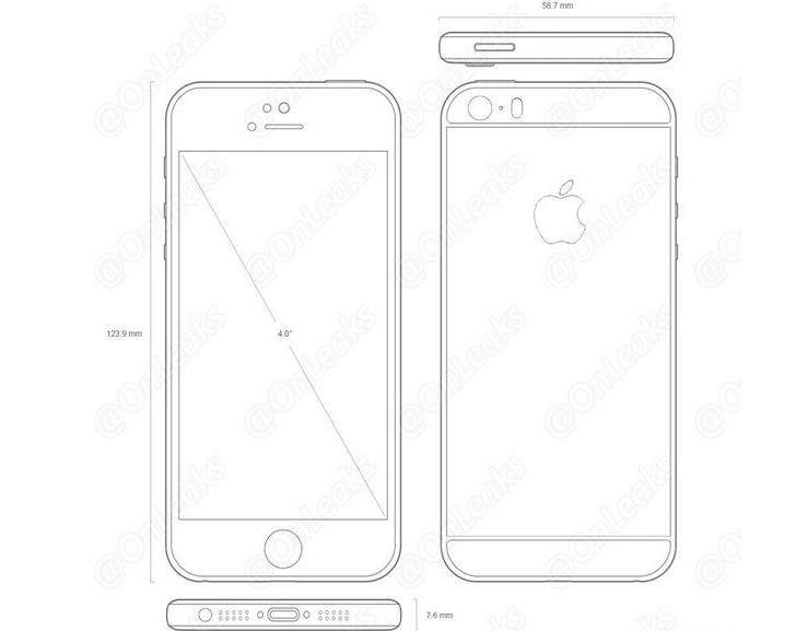 真真假假?传iPhone 5se或3月22日发布