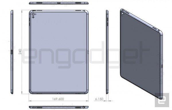 不止于小!苹果或将发布小屏版iPad Pro