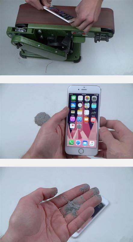 等不及了,国外果粉竟然自制iPhone 7