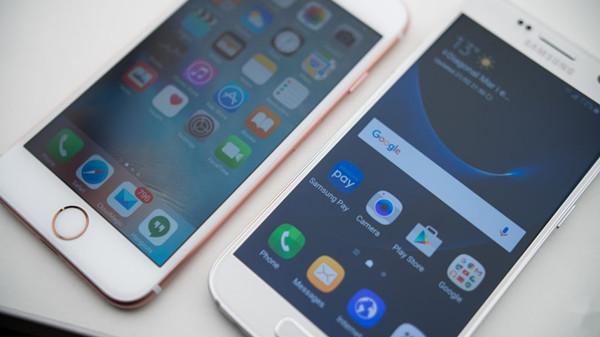 小细节大体验:Galaxy S7挑战iPhone 6s