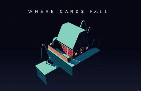 唯美艺术新作《Where Cards Fall》首次曝光