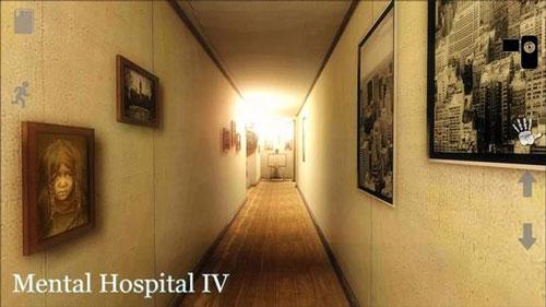经典恐怖冒险解谜游戏《精神病院 4》现已上架