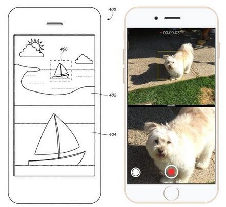 iPhone 7 Plus双摄像头   这画风看起来好美
