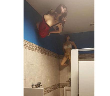 囧事:厕所里的奇葩求婚