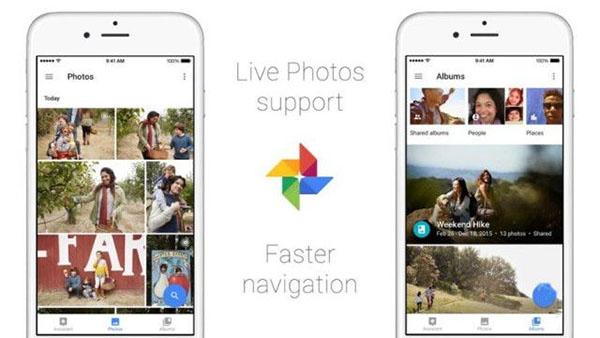 爽!iOS 版的谷歌相册已支持 Live Photos 功能