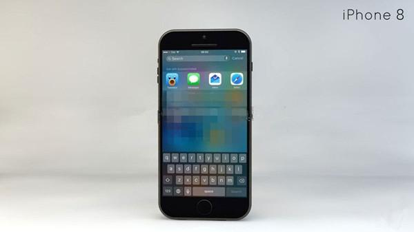 iPhone 8 概念设计:是吐槽还是当反面教材好?