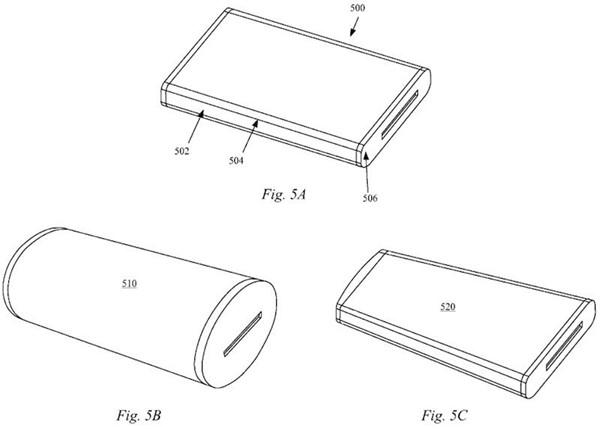 5.8英寸OLED iPhone可采用环绕式屏幕设计