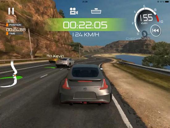 端游般品质 赛车游戏《齿轮俱乐部》加拿大开测