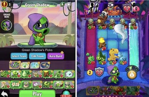 EA也跟风:首款策略卡牌游戏《植物大战僵尸:英雄》外区开测