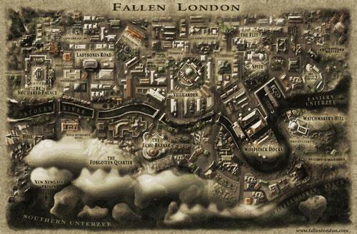 大英帝国沦陷了?冒险新游《伦敦堕落》下月上架
