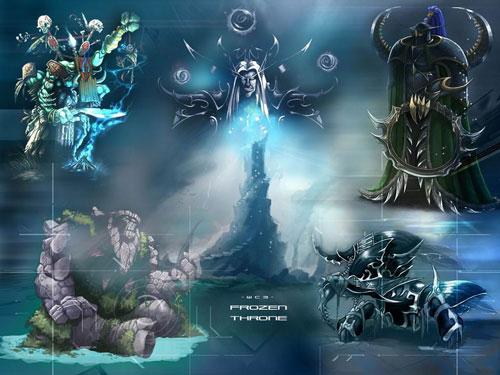 经典RTS游戏《魔兽争霸3》被爆重制:高清、宽屏