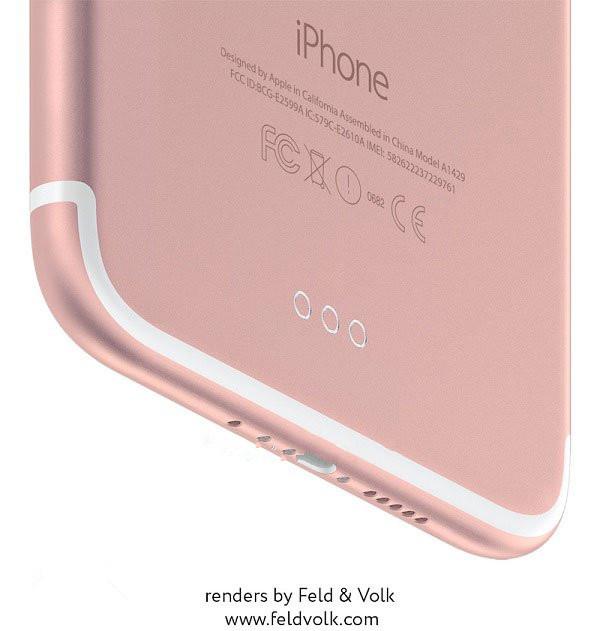 """丑哭了吗?iPhone7 Plus双摄像头突起白带""""消失"""""""