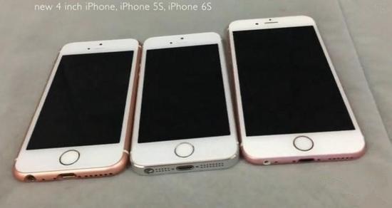 iPhone SE的真机视频曝光 就像4英寸的iPhone 6s