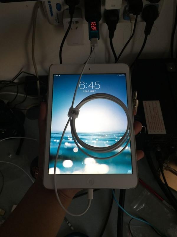 教你亲手打造iPhone/iPad数据线