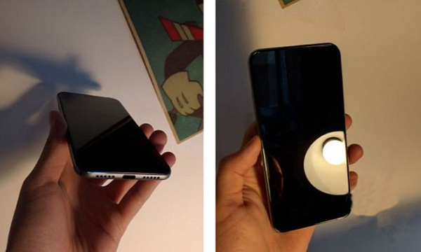 又见iPhone 7谍照: 这次竟然无实体Home键