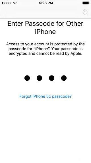 iOS 9.3会对iCloud备份进行加密 可放心使用