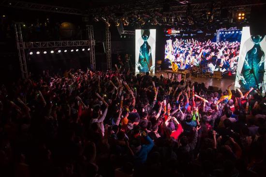 雷亚《VOEZ》国内首次正式发布会开启