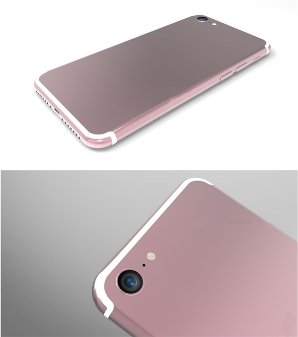 很真实的iPhone 7概念设计:很像iPhone 6s