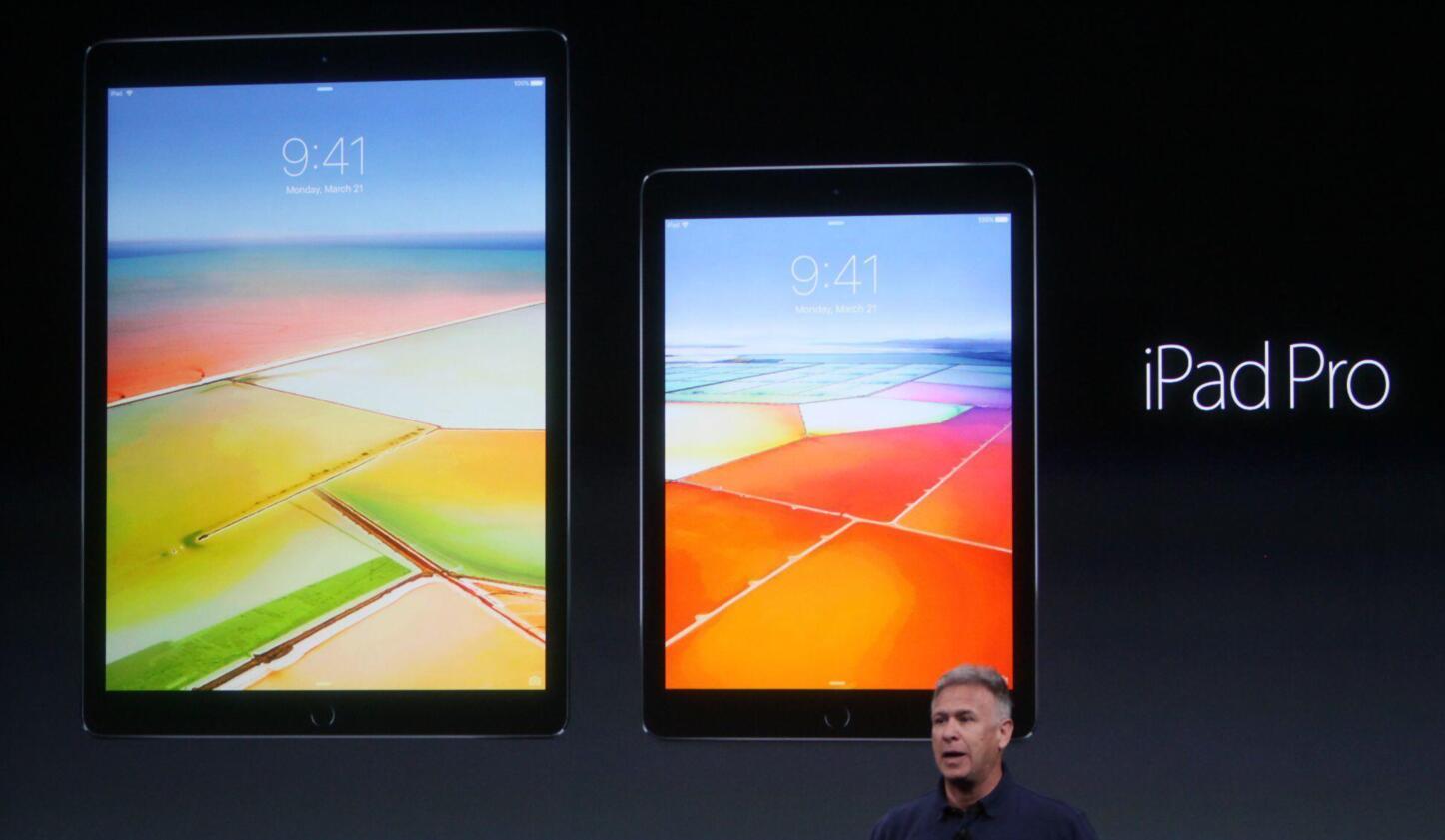 不止于小!9.7 英寸小号 iPad Pro 登场