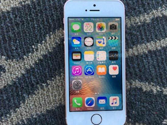 苹果iPhone SE抢先评测:一小部一大步精致重制