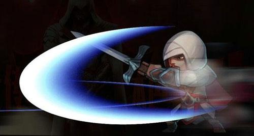 《刀塔传奇》出了个《刺客信条》的新英雄,是育碧官方授权