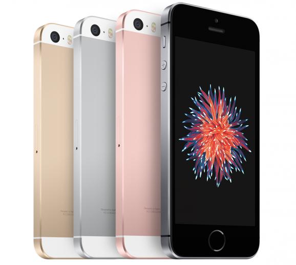 """在乎吗?iPhone SE似乎也有""""芯片门""""问题"""