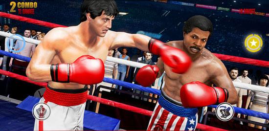 《真实拳击2》迎更新 拳王洛奇加入热血拳击赛