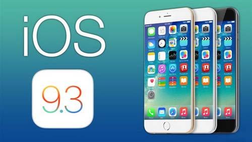 iOS 9.3问题依然:距离完美还有差距