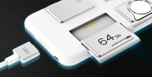 iPhone为何不支持SD卡扩展?有这么难吗