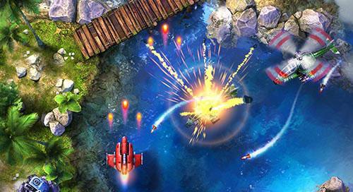 经典射击游戏《傲气雄鹰》重制版 即将登陆iOS平台