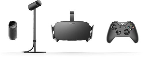 头晕眼花!Facebook虚拟头盔Oculus Rift正式开售 1500美刀即可抱回家