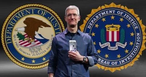 苹果慌了:FBI或有能力破解每一部iPhone