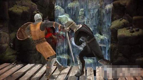 中世纪斗士上演残酷斗争 格斗手游《骑士对决》曝光