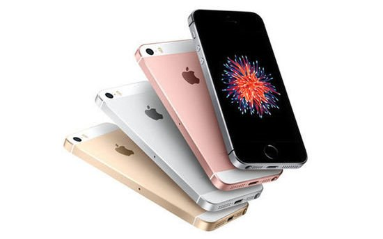 苹果iPhone SE上市首周末销量出炉:大跌眼镜