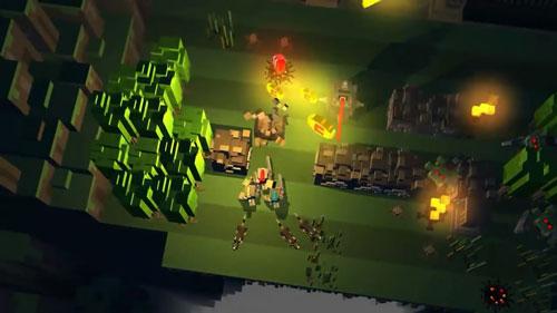 新版天天过马路《方块王国:Boxy Kingdom》即将上架