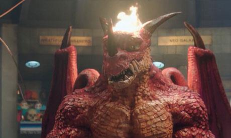 美版《怪物弹珠》曝光最新宣传片 其CG特效堪比电影大作