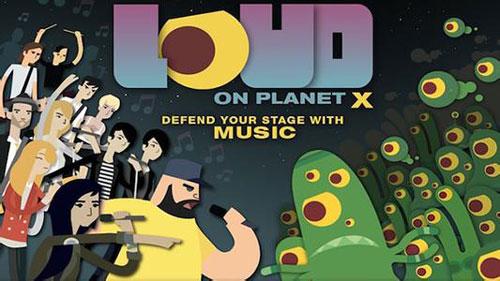 用摇滚玩植物大战僵尸 音游新作《喧嚣星球X》即将上架