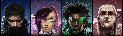 暗黑风格RPG《命运之跃》确认年内上架