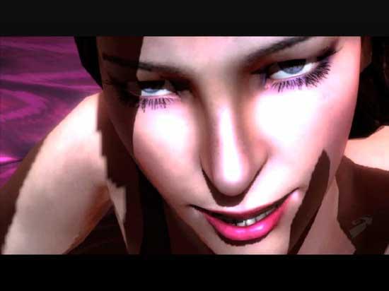 美丽有理性感无罪 盘点十大游戏美女经典姿势