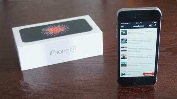 苹果iPhone SE存在蓝牙问题 通话音质下降