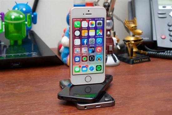 iPhone SE销量怪像:国外没人买国内抢空