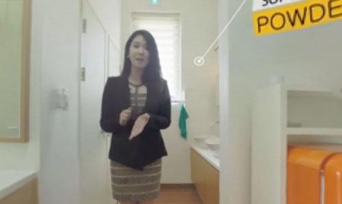 美女中介带你用VR看房 足不出户享受轻松福利