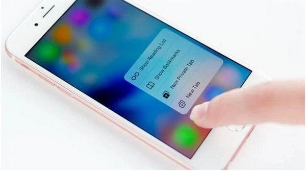 认真看:苹果正靠3D Touch下一盘大棋