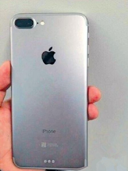 iPhone 7的最终形态长这样,是你的菜吗?