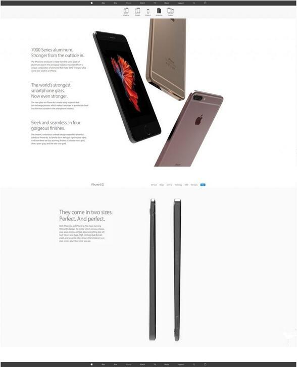 有棱有角更立体:iPhone S 概念设计已上线