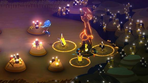《水晶剑》开发商新作公布