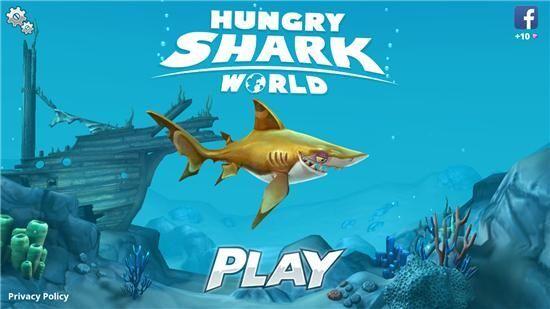 快到碗里来 育碧《饥饿的鲨鱼世界》下月发布